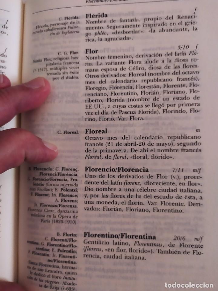 Enciclopedias: El nuevo libro de los nombres - Foto 3 - 217900776