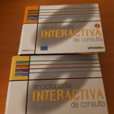 Enciclopedias: ENCICLIPEDIA MULTIMEDIA INTERACTIVA. Lote 218332086