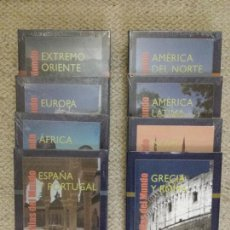 Enciclopedias: MARAVILLAS DEL MUNDO. GRANDES CIVILIZACIONES. 8 VOL.. Lote 218743888