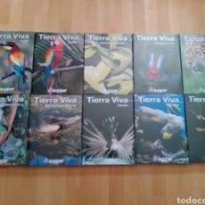 Enciclopedias: ENCICLOPEDIA ANIMAL TIERRA VIVA DE AUPPER 10 TOMOS COMPLETA PRECINTADA. VER DESCRIPCIÓN. Lote 219370842