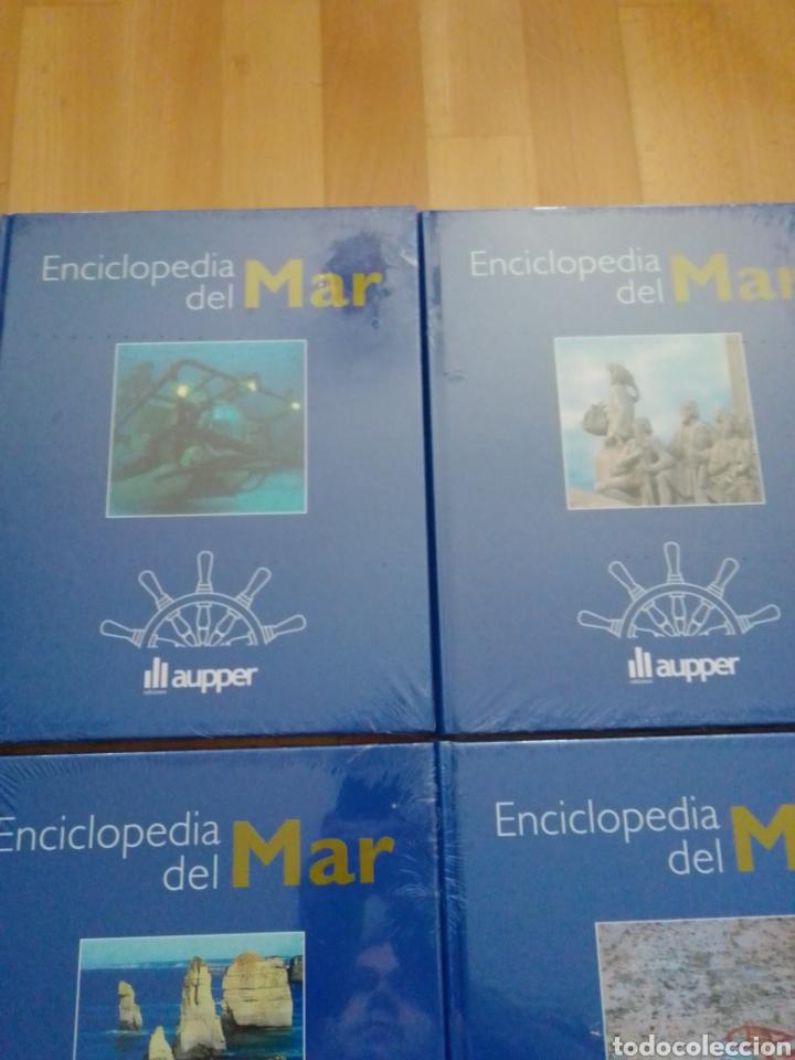 Enciclopedias: Enciclopedia del Mar de Aupper 8 tomos completa y precintada. Ver descripcion - Foto 4 - 219373037