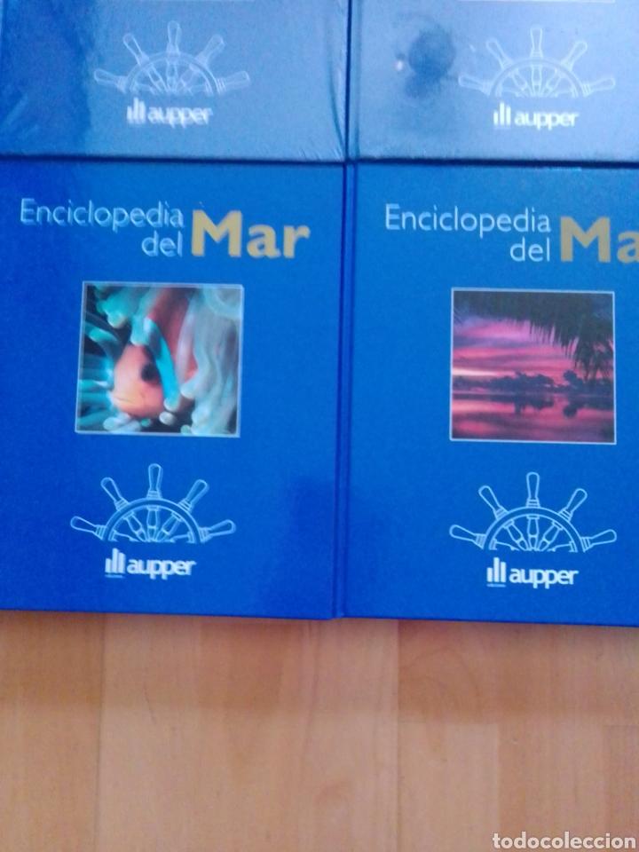 Enciclopedias: Enciclopedia del Mar de Aupper 8 tomos completa y precintada. Ver descripcion - Foto 5 - 219373037