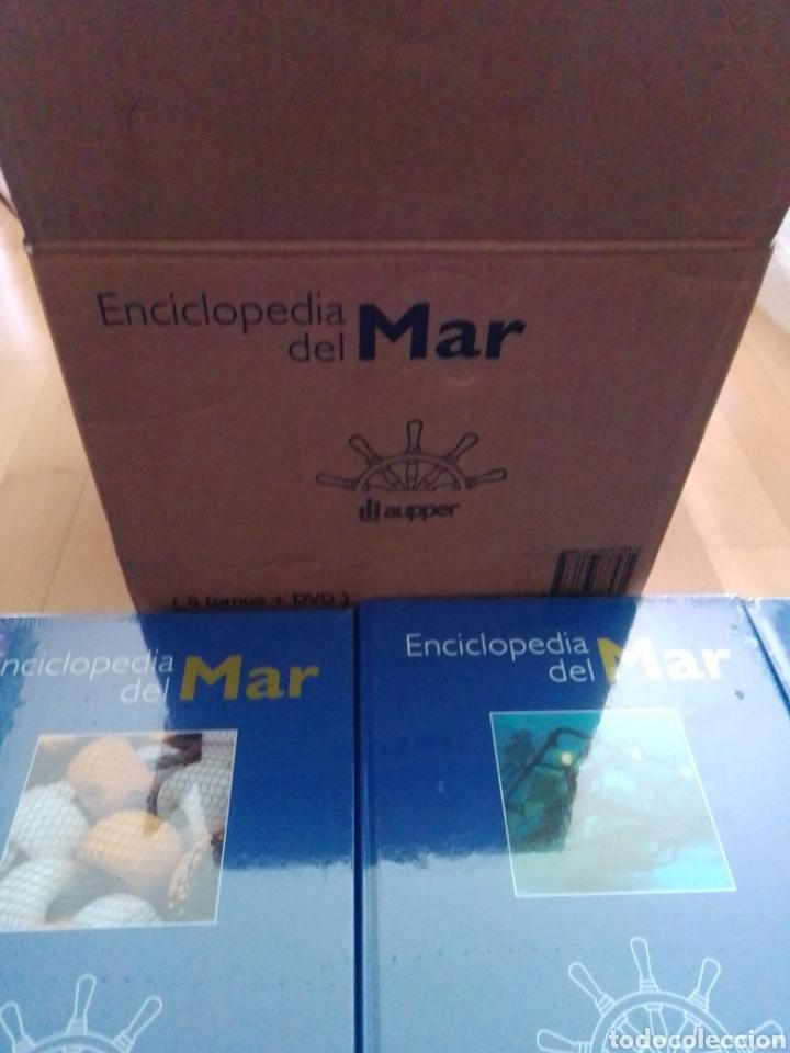 Enciclopedias: Enciclopedia del Mar de Aupper 8 tomos completa y precintada. Ver descripcion - Foto 7 - 219373037