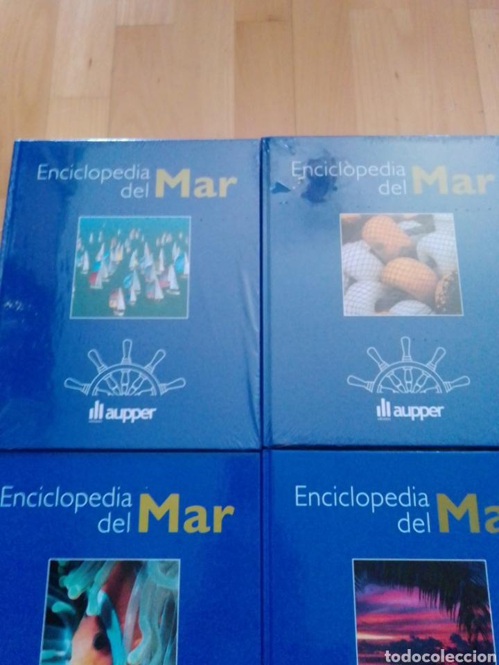 Enciclopedias: Enciclopedia del Mar de Aupper 8 tomos completa y precintada. Ver descripcion - Foto 6 - 219373037