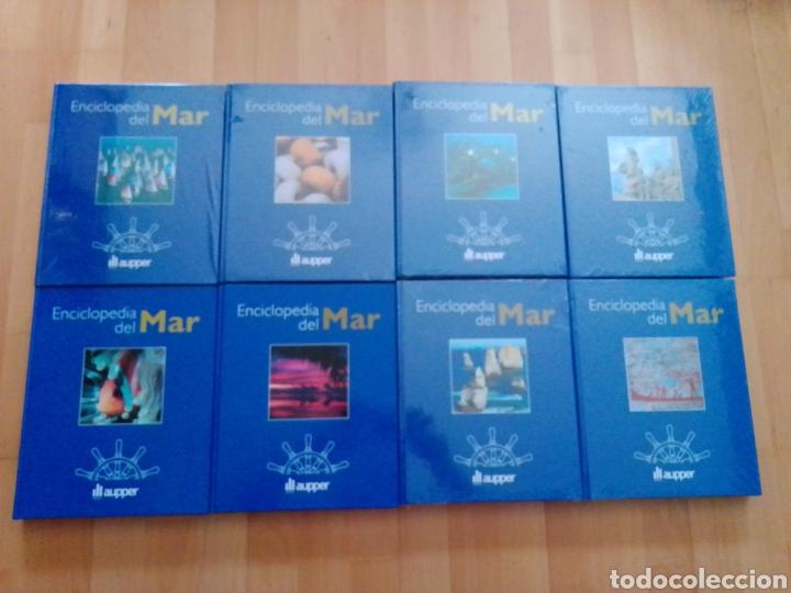 Enciclopedias: Enciclopedia del Mar de Aupper 8 tomos completa y precintada. Ver descripcion - Foto 2 - 219373037