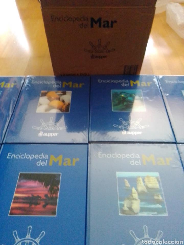 Enciclopedias: Enciclopedia del Mar de Aupper 8 tomos completa y precintada. Ver descripcion - Foto 8 - 219373037
