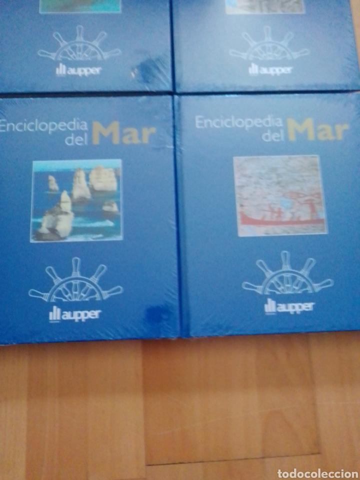 Enciclopedias: Enciclopedia del Mar de Aupper 8 tomos completa y precintada. Ver descripcion - Foto 3 - 219373037