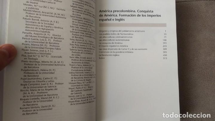 Enciclopedias: America precolombina,conquista de América y forja de los imperios español e inglés - Foto 2 - 220506885