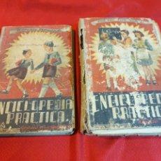 Enciclopedias: ANTIGUAS ENCICLOPEDIAS 1949. Lote 222170286