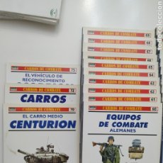 Livros: COLECCIÓN CARROS DE COMBATE, RBA OSPREY MILITARY. CASI COMPLETA.. Lote 222173700