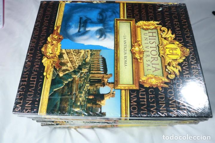 Enciclopedias: ¡Precintado! - Enciclopedia Historia Universal - 10 Tomos Completos - Ediciones Rueda - Foto 2 - 222475291