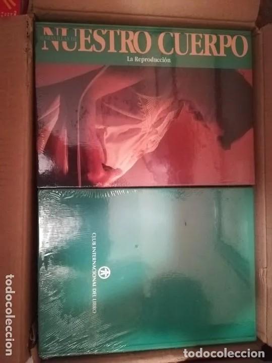 Enciclopedias: ENCICLOPEDIA MARAVILLAS DE NUESTRO CUERPO. COMPLETA, NUEVA, SIN ESTRENAR. DE EDITORIAL. CLUB INTERN. - Foto 3 - 222846735