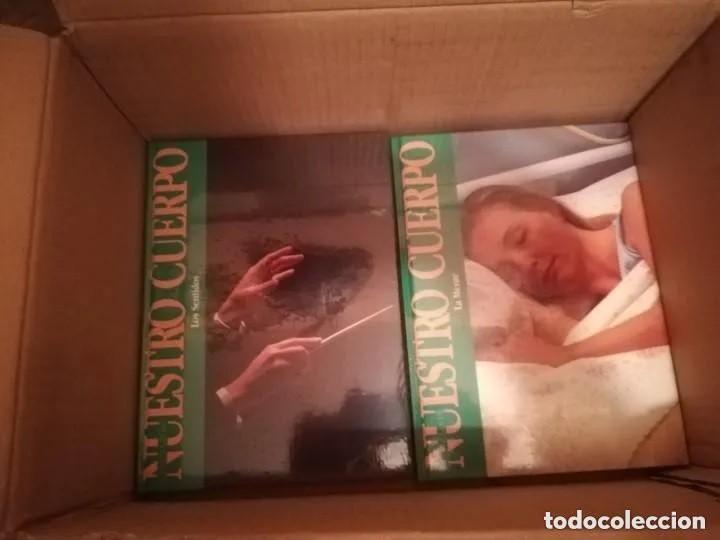 Enciclopedias: ENCICLOPEDIA MARAVILLAS DE NUESTRO CUERPO. COMPLETA, NUEVA, SIN ESTRENAR. DE EDITORIAL. CLUB INTERN. - Foto 4 - 222846735