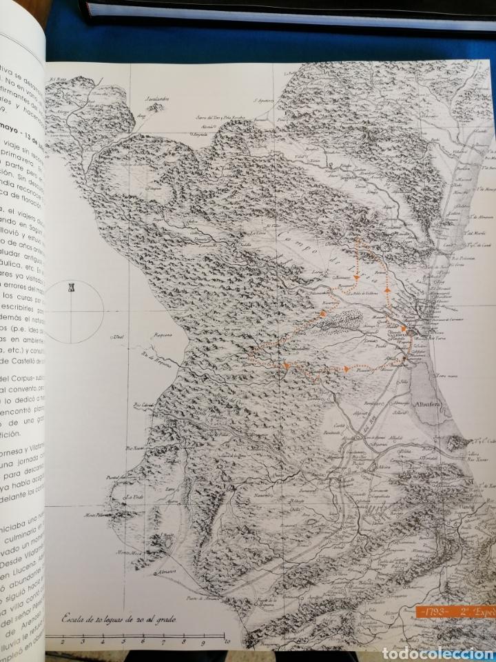 Enciclopedias: Las observaciones de Cavanilles - LIBRO primero - Foto 3 - 222972435