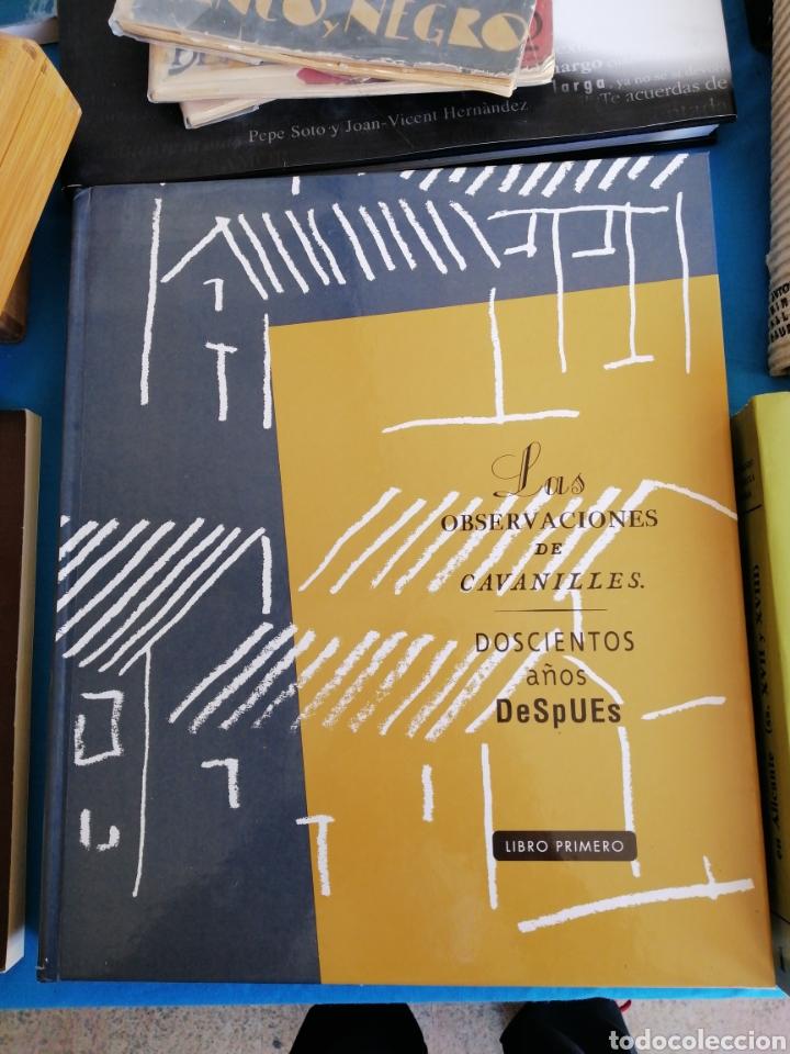 LAS OBSERVACIONES DE CAVANILLES - LIBRO PRIMERO (Libros Nuevos - Diccionarios y Enciclopedias - Enciclopedias)