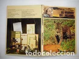 EL HOMBRE Y LA TIERRA - EL MUNDO DEL JAGUAR (Libros Nuevos - Diccionarios y Enciclopedias - Enciclopedias)
