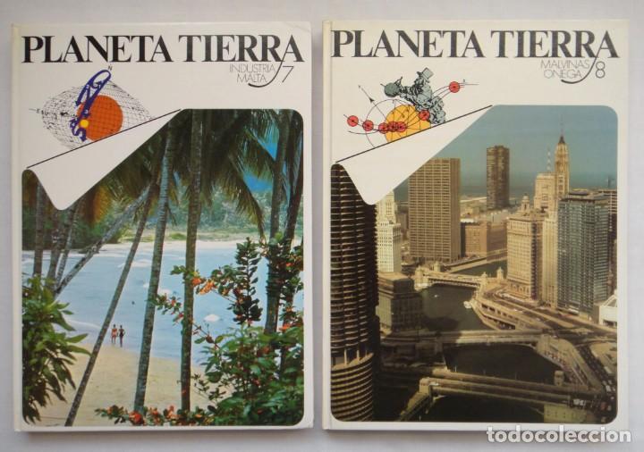 Enciclopedias: COLECCIÓN PLANETA TIERRA - Foto 3 - 225279150
