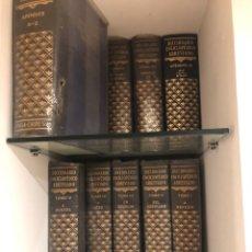 Enciclopedias: DICCIONARIO ENCICLOPÉDICO ABREVIADO ESPASA 10 TOMOS. Lote 226667591