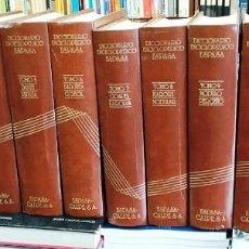 Enciclopedias: DICCIONARIO ENCICLOPÉDICO ESPASA. 12 TOMOS. A-ENC-500-SF. Lote 227483300