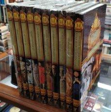 Livros: HISTORIA UNIVERSAL. EDICIONES RUEDA 10 TOMOS. A-ENC-501-SF. Lote 227816640