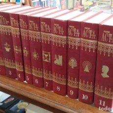 Enciclopedias: NUEVA ACTA 2000. 11 TOMOS. A-ENC-503-SF. Lote 227831565