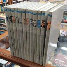 Enciclopedias: PERSONAJES DE LA HISTORIA UNIVERSAL. ABC 12 TOMOS. A-ENC-504-SF. Lote 227866175