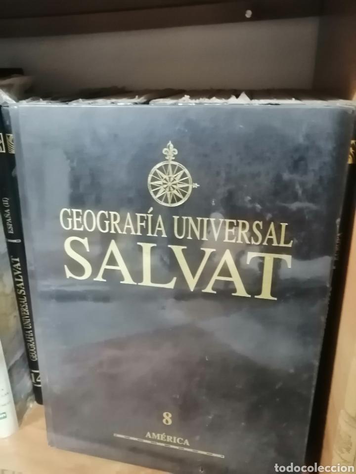 GEOGRAFÍA UNIVERSAL SALVAT (Libros Nuevos - Diccionarios y Enciclopedias - Enciclopedias)