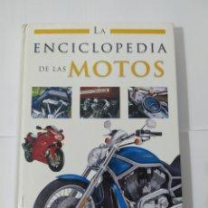 Enciclopedias: ENCICLOPEDIA DE LAS MOTOS. Lote 228726220