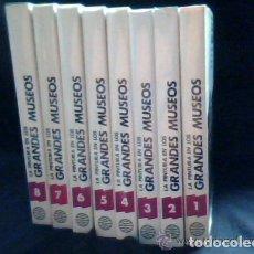 Livres: LA PINTURA EN LOS GRANDES MUSEOS. Lote 229315740