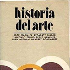 Livros: HISTORIA DEL ARTE. Lote 229319975