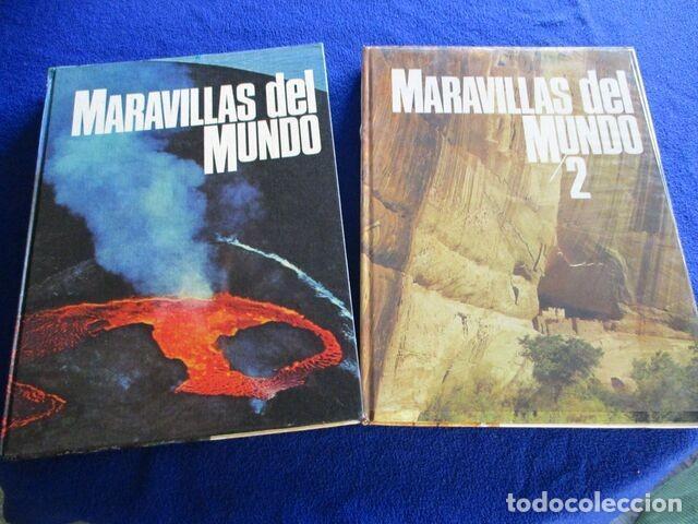 LAS MARAVILLAS DEL MUNDO (Libros Nuevos - Diccionarios y Enciclopedias - Enciclopedias)