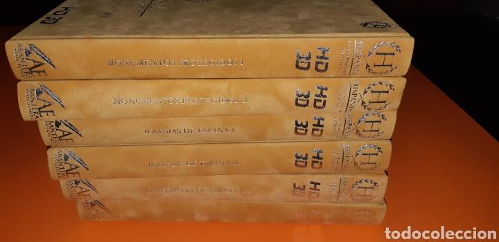 Enciclopedias: Hispania su patrimonio artistico 6 libros - Foto 2 - 230086475