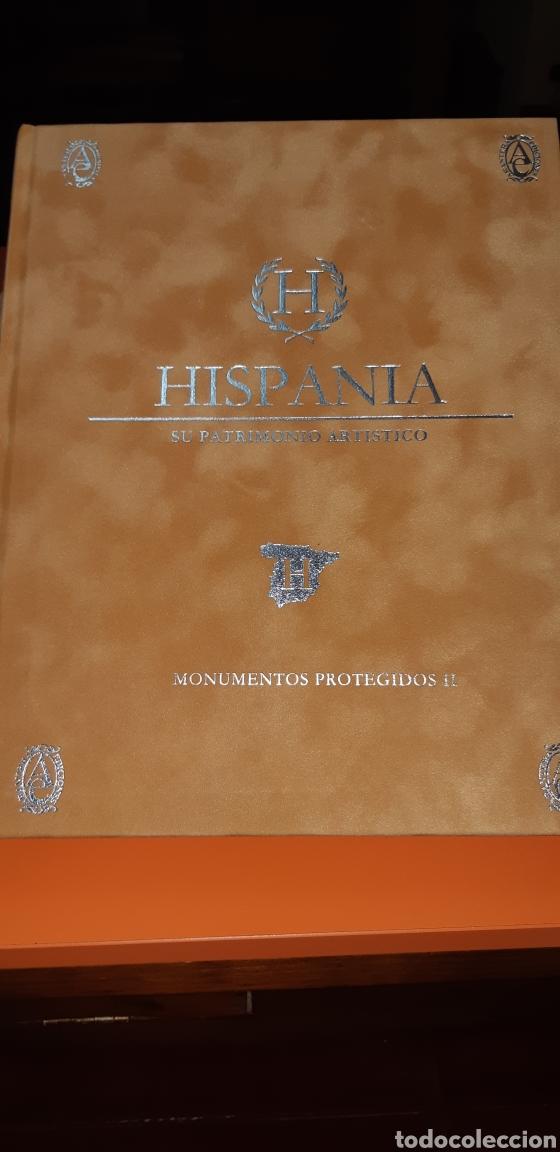 HISPANIA SU PATRIMONIO ARTISTICO 6 LIBROS (Libros Nuevos - Diccionarios y Enciclopedias - Enciclopedias)