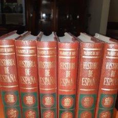 Enciclopedias: HISTORIA DE ESPAÑA MARQUES DE LOZOYA 6 TOMOS. Lote 230089955