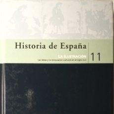 Livros: HISTORIA DE ESPAÑA VOL 11. Lote 230665035