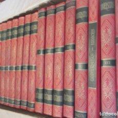 Enciclopedias: UNIVERSITAS 1961 COMPLETO 20 TOMOS (26 X 20 CM). Lote 231702220