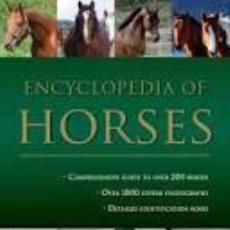 Enciclopedias: ENCICLOPEDIA DE CABALLOS POR DEBBY SLY. Lote 231986365