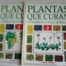 Enciclopedias: GRAN ENCICLOPEDIA DE LAS PLANTAS. Lote 234764460