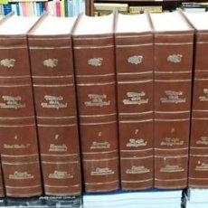 Enciclopedias: HISTORIA DE LA HUMANIDAD. PLANETA. 8 TOMOS. A-ENC-519-SF. Lote 235041610