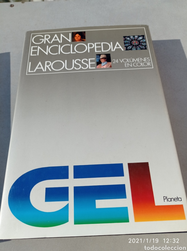 Enciclopedias: Gran Enciclopedia Larousse - Foto 2 - 235711000