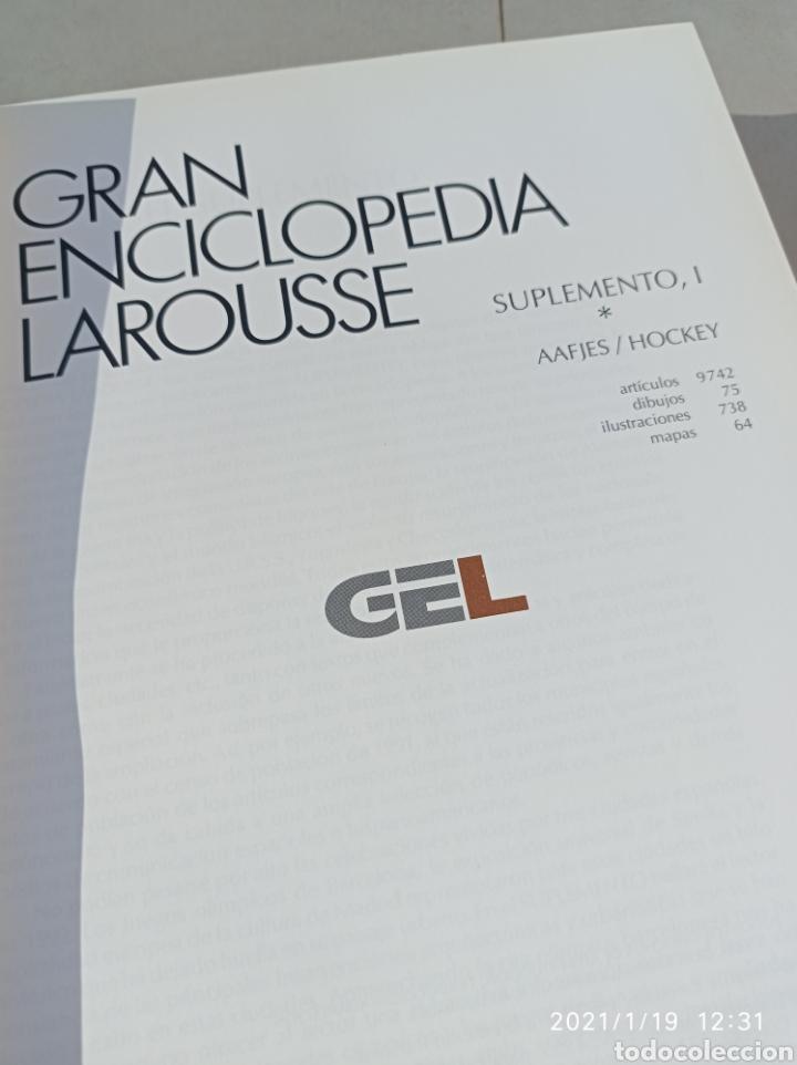 Enciclopedias: Gran Enciclopedia Larousse - Foto 4 - 235711000