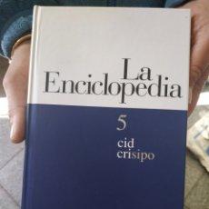 Enciclopedias: LA ENCICLOPEDIA. EL PAÍS. 20 TOMOS.. Lote 236919250