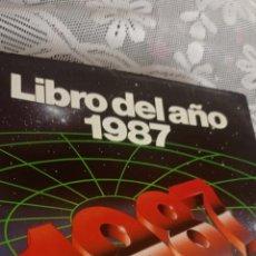 Enciclopedias: 1987. LIBRO DEL AÑO . SALVAT. Lote 237663600