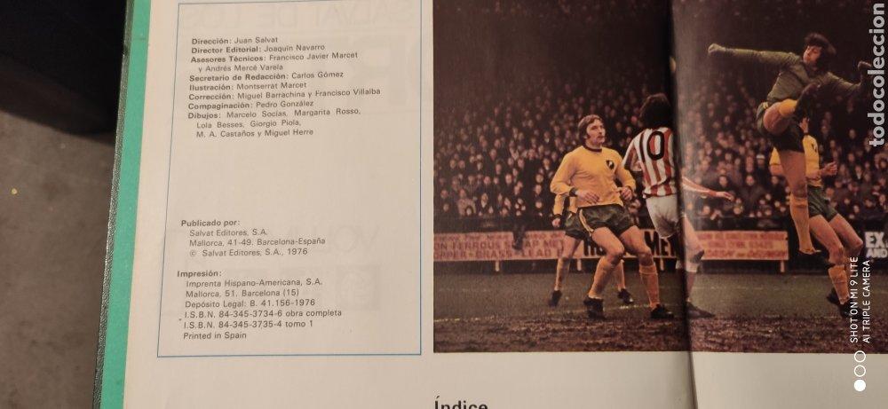 Enciclopedias: Enciclopedia Salvat Deportes nueva - Foto 3 - 238155355