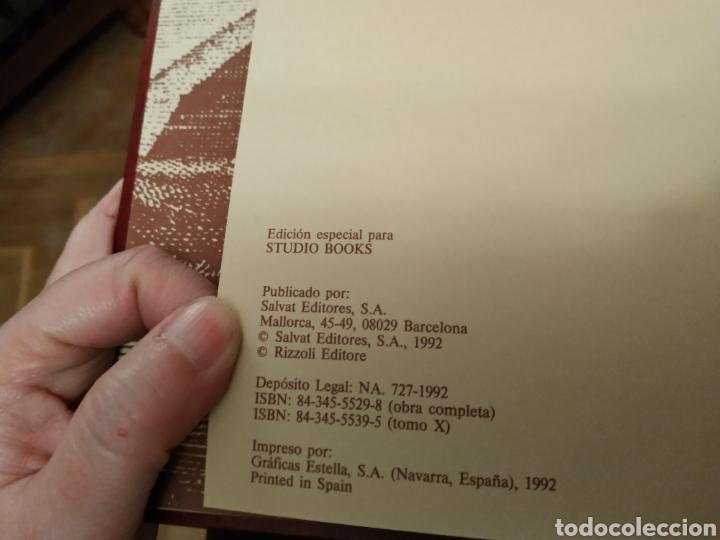Enciclopedias: Maravillas del mundo. 10 tonos. Salvat. 1992 - Foto 4 - 241281855