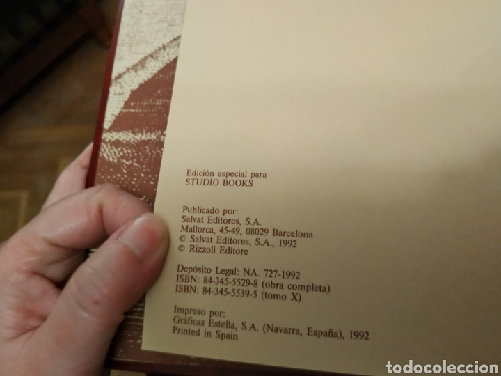 Enciclopedias: Maravillas del mundo. 10 tonos. Salvat. 1992 - Foto 6 - 241281855