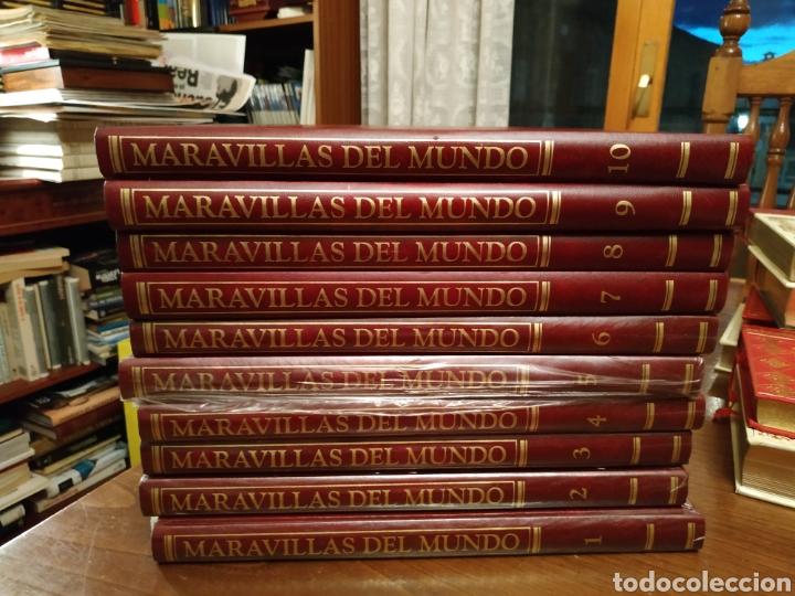MARAVILLAS DEL MUNDO. 10 TONOS. SALVAT. 1992 (Libros Nuevos - Diccionarios y Enciclopedias - Enciclopedias)