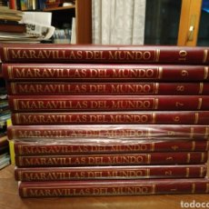 Enciclopedias: MARAVILLAS DEL MUNDO. 10 TONOS. SALVAT. 1992. Lote 241281855