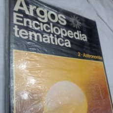 Livres: ARGOS ENCICLOPEDIA TEMATICA TOMO 2 ASTRONOMÍA NUEVO. Lote 242179710