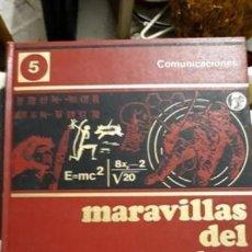 Enciclopedias: ENCICLOPEDIA.MARAVILLAS DEL SABER.1976. Lote 242253600